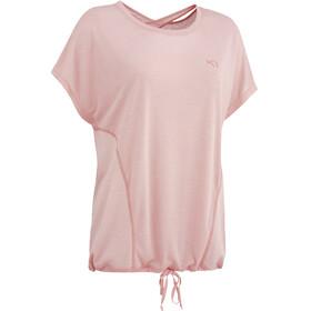 Kari Traa Isabelle - T-shirt manches courtes Femme - rose